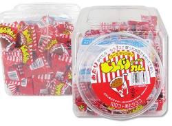 【駄菓子のまとめ買い・ガム系の駄菓子】 どんぐりガムコーラ(100個プラス当たり3個)【パイン】