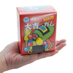 【限定の駄菓子】 リリー 玉出しガム 大吉 ポケガム (18個入 ) 駄菓子 まとめ買い ガム お菓子