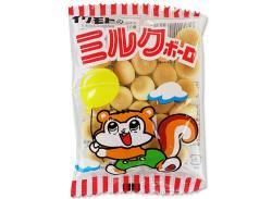 駄菓子のバラ売り・ビスケット系駄菓子 岩本 ミルク ボーロ (バラ売り)