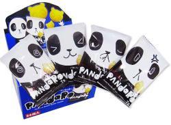 【駄菓子のまとめ買い・カステラ・ビスケット系の駄菓子】 やおきん パンダロー(24個入)