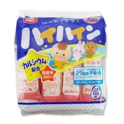 亀田製菓 ハイハイン 53g (12個入) お菓子 おやつ 乳幼児 赤ちゃん 離乳食