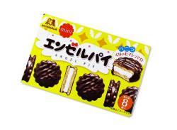 【お菓子のまとめ買い・焼菓子のお菓子】 森永 miniエンゼルパイ 8個 (5箱入)