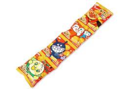 【お菓子まとめ買い・スナック系のお菓子】 栗山米菓 アンパンマンのあげせん 甘口しょうゆ味 15g×4連(12個入)