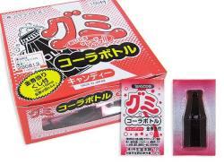 【駄菓子のまとめ買い・グミの駄菓子】 コーラボトルグミ(100付金券分39+5個)【丹生堂】