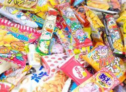 【駄菓子セット・お菓子の詰め合わせ】 【河中堂】99円おまかせ駄菓子詰め合わせ(子供用)