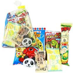 【駄菓子セット・お菓子の詰め合わせ】 河中堂 100円 お菓子詰め合わせ Aセット