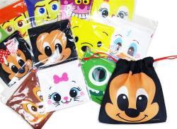 【ファンシー・バラエティ玩具】ディズニーニューフェイス巾着スペシャルアソート(32個入り)