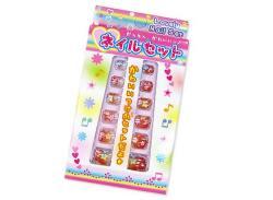 【ファンシー・バラエティ玩具】 ネイルセット(25個入り)