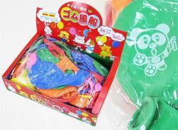 【エア玩具・風船】イベントに。絵付きゴム風船(100個入)【タイガー】