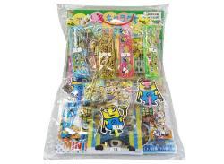 景品玩具まとめ買い・当てものくじ・台紙系のおもちゃ DXオール ミニオンズ(80+4付)
