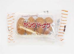 【駄菓子のまとめ買い・カステラ・ビスケット系の駄菓子】 ミヤタのヤングドーナツ(20袋入)【宮田製菓】