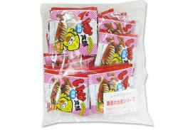 【駄菓子まとめ買い・スナック菓子】  菓道 いか太郎(20個入)
