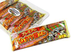 【駄菓子まとめ買い・おつまみ・イカ系菓子】 プレミアム ハムカツ屋さん(30袋入)