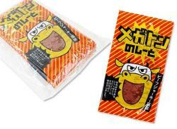 駄菓子のまとめ買い・珍味・イカ系の駄菓子 全珍 メガトンのしーと(20個入)