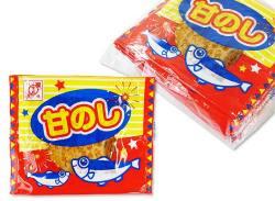 駄菓子のまとめ買い・珍味・イカ系の駄菓子 全珍 甘のし(30個入)