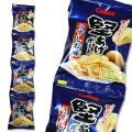 【お菓子のばら売り・スナック系のお菓子】 カルビー かたあげポテト 4パック うすしお (バラ売り)