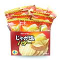 東豊 ポテトフライ じゃが塩バター (20個入) 駄菓子 まとめ買い スナック系駄菓子