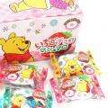 エイワ プーさん の いちご マシュマロ (30袋入) 駄菓子 まとめ買い 飴 チューイング キャラクターお菓子