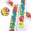 やおきん ミニモンスター フルーツ味 (48個入) 駄菓子 まとめ買い キャンディ 飴 景品