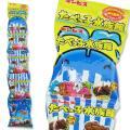 ギンビス たべっ子水族館 5P (12個入) お菓子  まとめ買い 箱買い ビスケット しみチョコ 食べきりパック