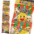 【お菓子のまとめ買い・米菓・せんべい系のお菓子】 マスヤ 4Pおにぎりせんべい(12個入)