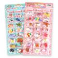 【景品玩具まとめ買い・当てものくじ・台紙系のおもちゃ】 おもしろ消しゴム 台紙24付き