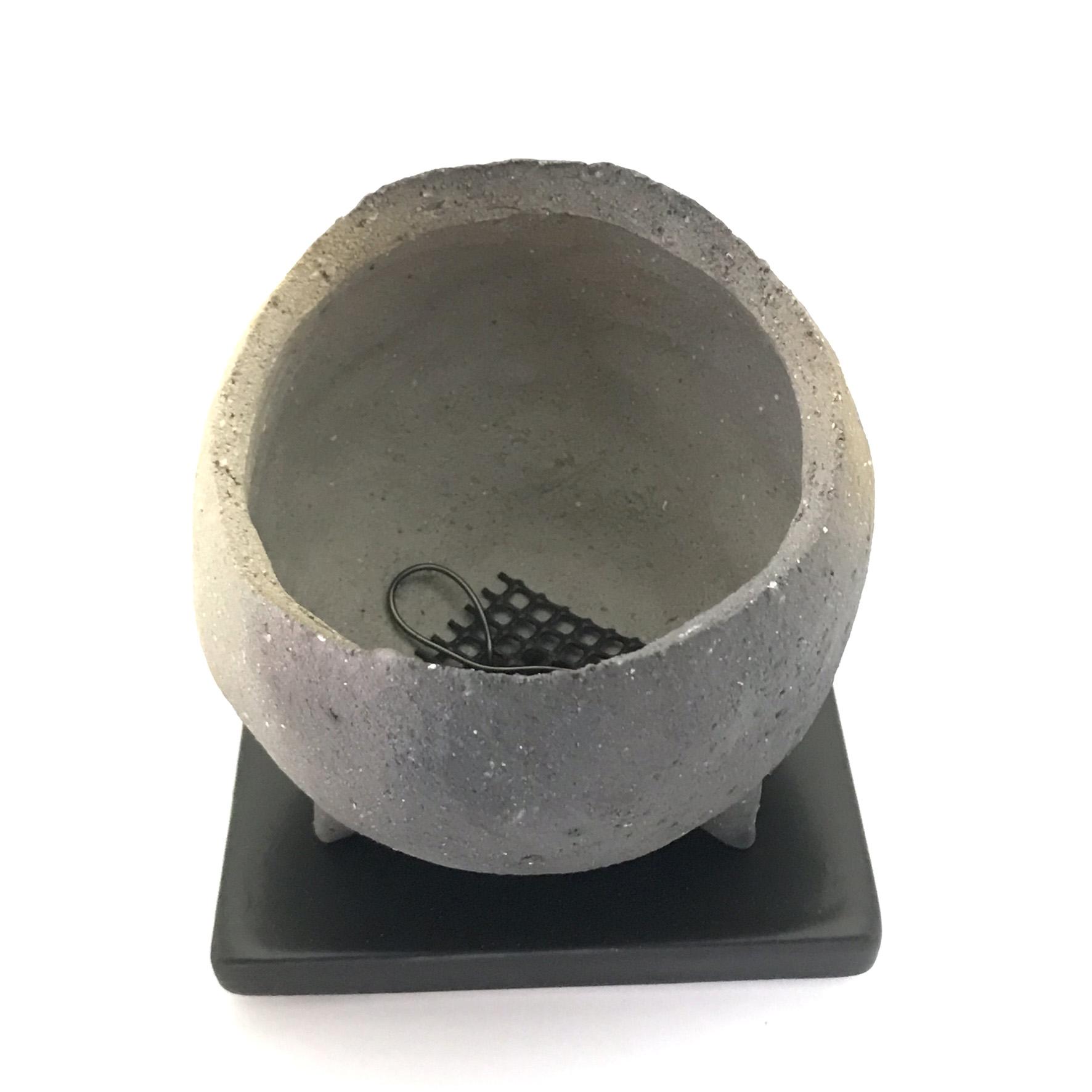 盆栽鉢と下皿