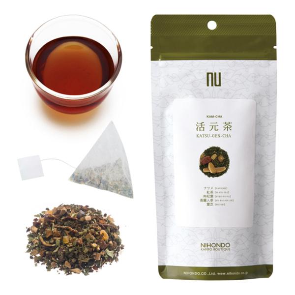 活元茶 12包