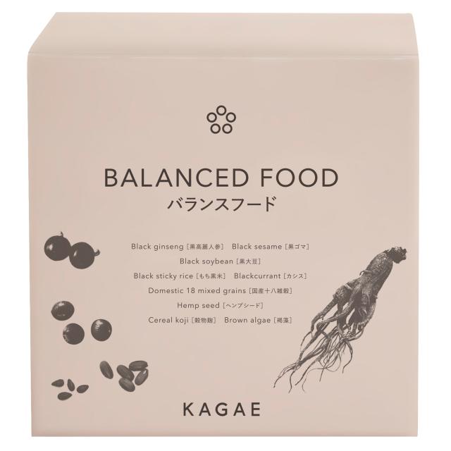 【リニューアル発売】カガエ バランスフード(10包入り)