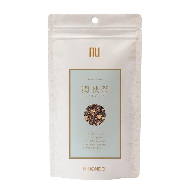 〈リニューアル〉潤快茶 12包