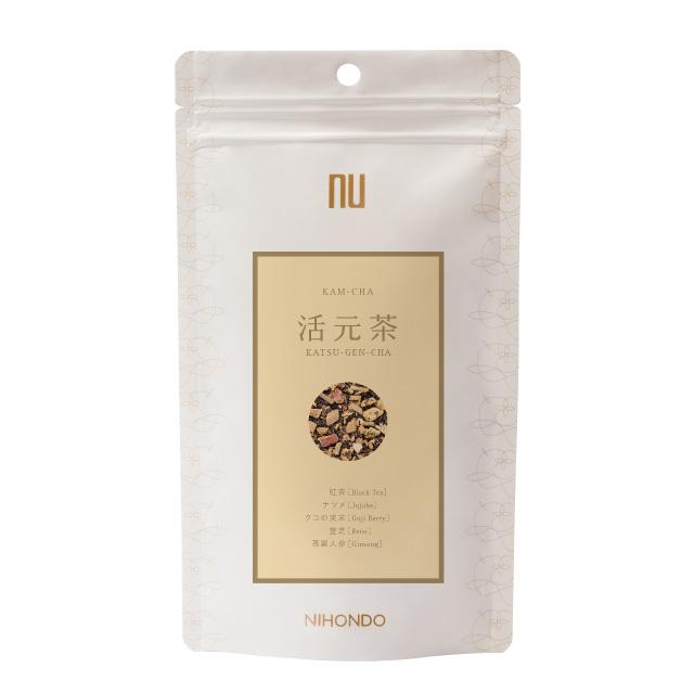 〈リニューアル〉活元茶 12包