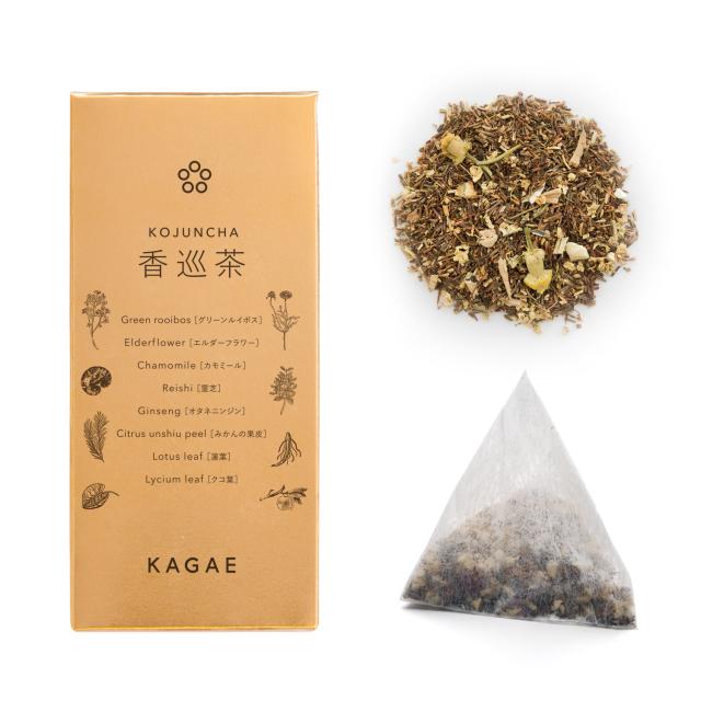 カガエ 香巡茶 15包