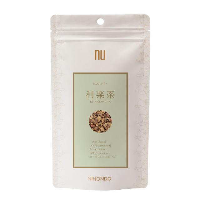 〈リニューアル〉利楽茶 12包