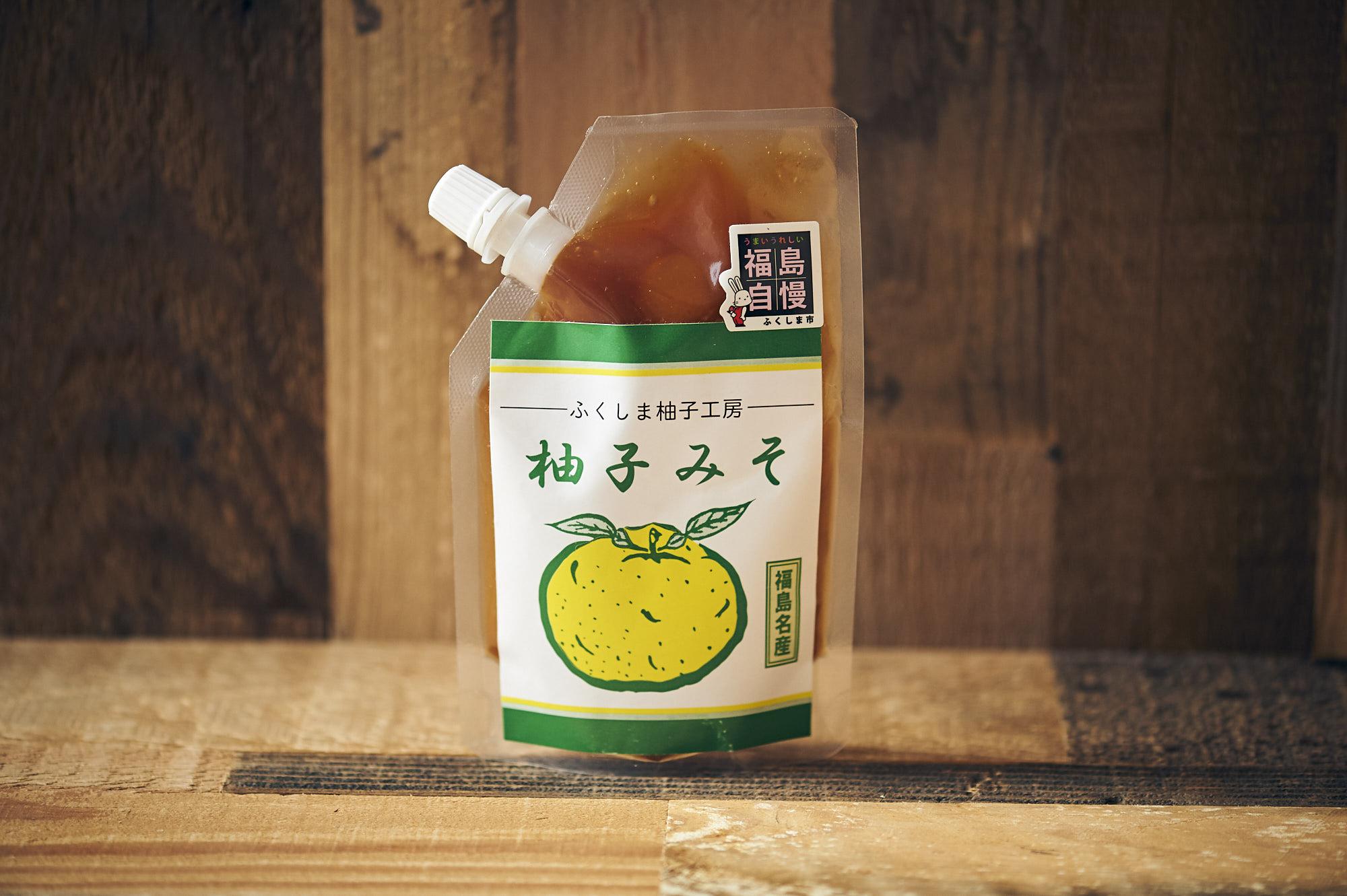 ★単品★ゆず味噌【玉萬食品】