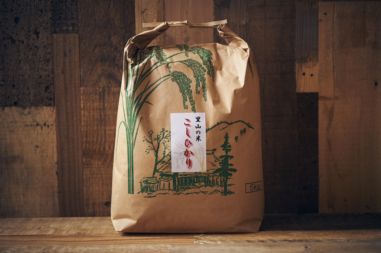 ★単品★令和2年産 コシヒカリ精米5kg【二本松農園】