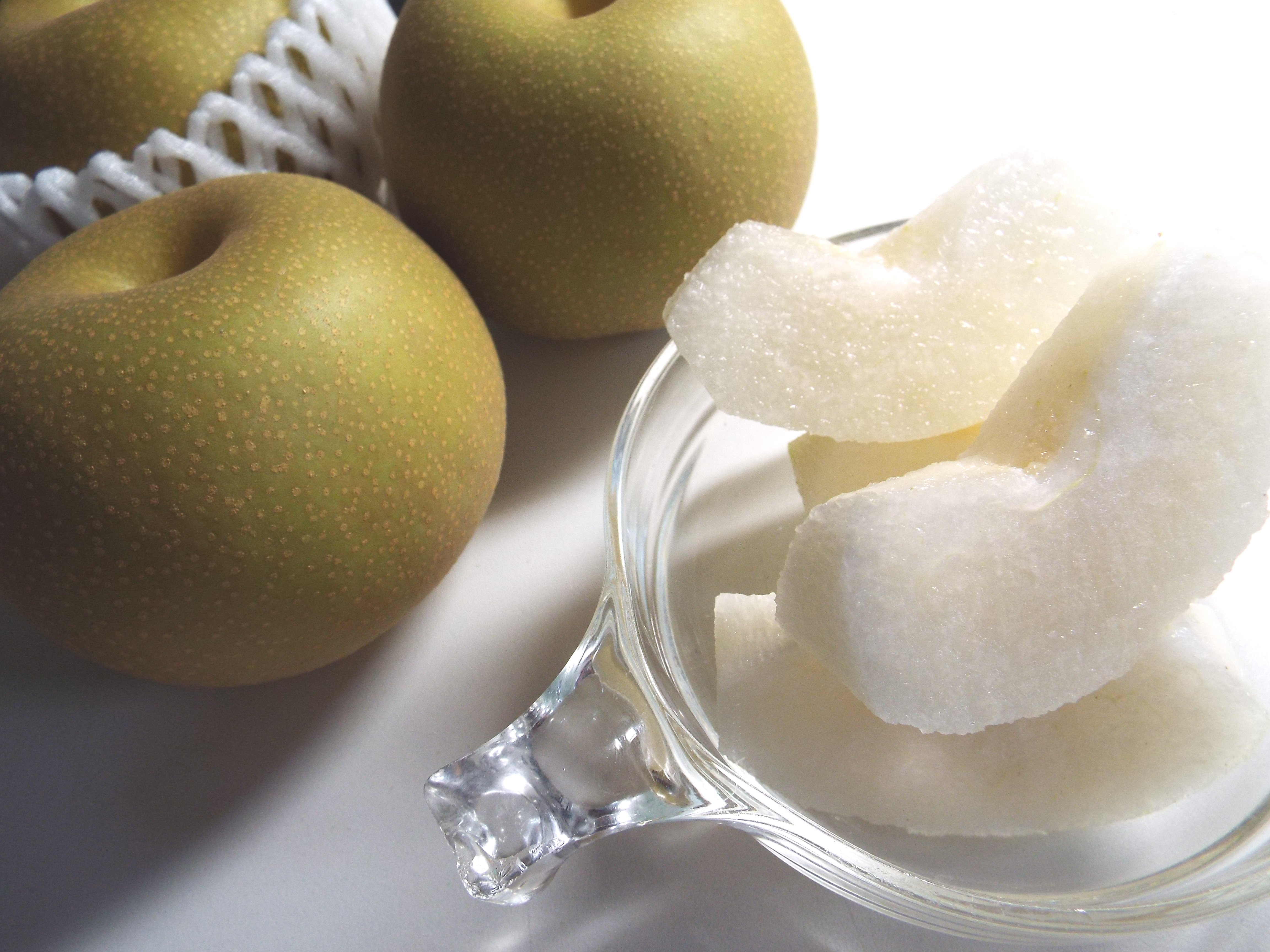 【全国どこでも送料無料!】化学肥料を使わない果物づくり!フルーツファームこんの梨お手軽3kg♪