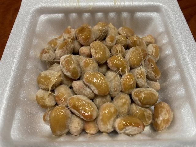★単品★送料無料★「こだわり納豆」 1個売り 福島県産~野菜と同包でお送りすることができます~