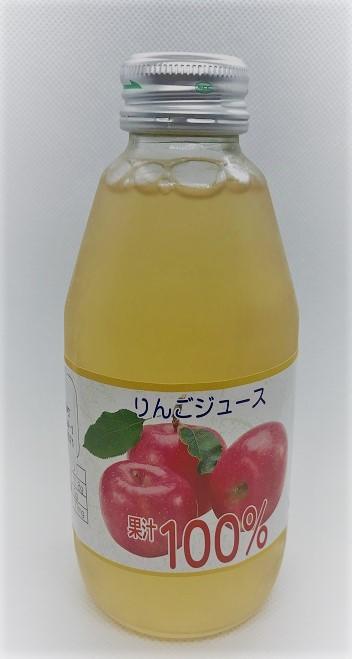 ★単品★ストレート「りんごジュース」 ~東京新聞で紹介された大内果樹園~