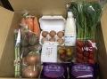 【新商品】これで安心「宅配セット」 ~野菜・卵・豆乳・納豆・米等12品のセット 2営業日以内に発送 ~米・納豆などをさらに追加することも可能~