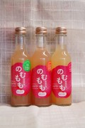桃ジュース飲み比べ3本セット【菱沼農園】