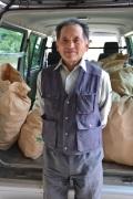 震災に負けない!★小高の根本さんの米がネットで買える事になりました! 無農薬栽培 精米コシヒカリ5kg 〜南相馬市小高区の有機農家 根本さん栽培〜