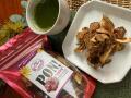★単品★「菊芋ポン菓子」メディアで話題の「菊芋」!健康志向ノンオイル!ヘルシーおやつ♪全国送料無料★