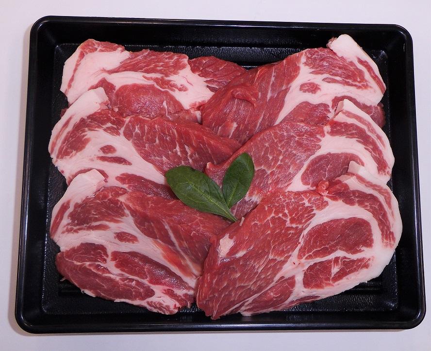 【3500円以上お買い上げで全国送料無料!】【福島のうまい肉ネット販売!】国産豚肉とんかつ・ソテー用(ロース)100g(冷凍)~こだわり肉屋「桜八」~12