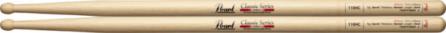 Pearl ドラムスティック 110HC