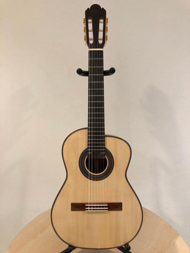 茶位ギター工房 アルトギター NACH-20