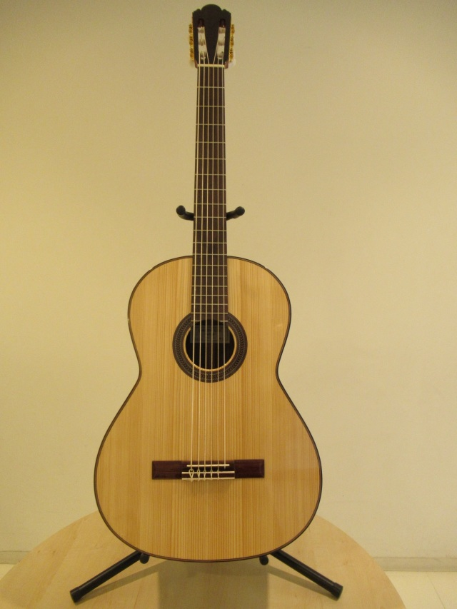 茶位ギター工房 コントラバスギター NCBCH-20H