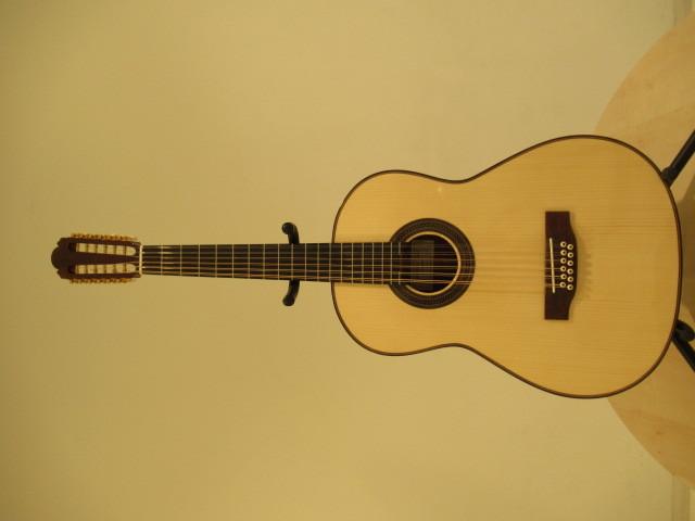 茶位ギター工房 プライムチェンバロギター NPcemCH25