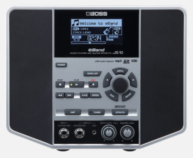 BOSS eBand JS-10