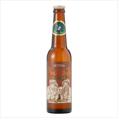 [エチゴビール]無濾過ペールエール瓶:330ml×6本セット