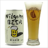 [新潟麦酒]新潟麦酒缶:330ml×24本セット